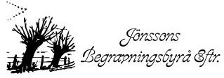Jönssons Begravningsbyrå